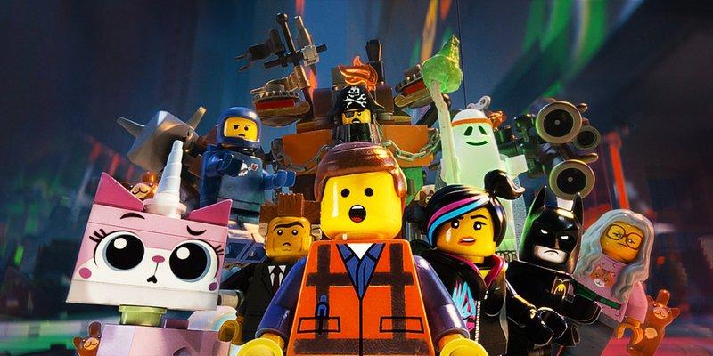 LEGO Movie banner