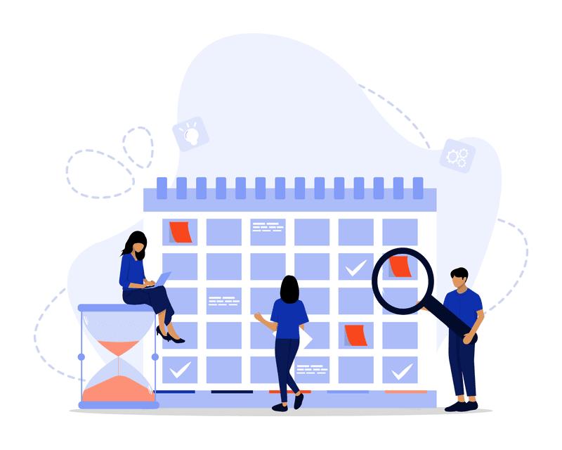 content marketing tip create editorial calendar