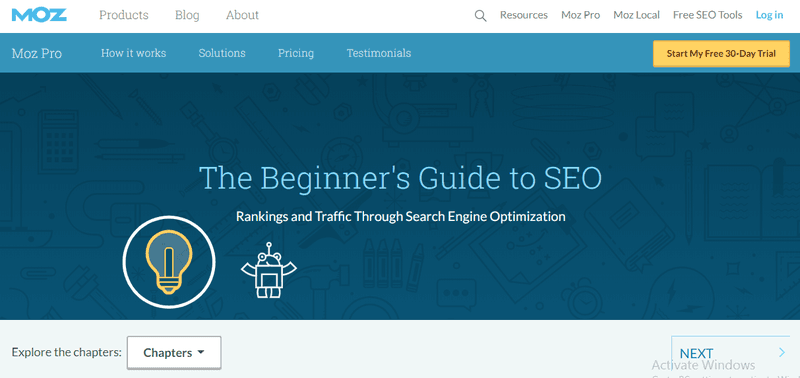 A Beginner's Guide to SEO by MOZ - Ultimate Guide