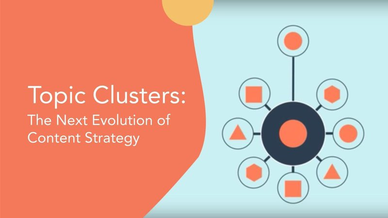 topic clusters are a key part of your content marketing strategy