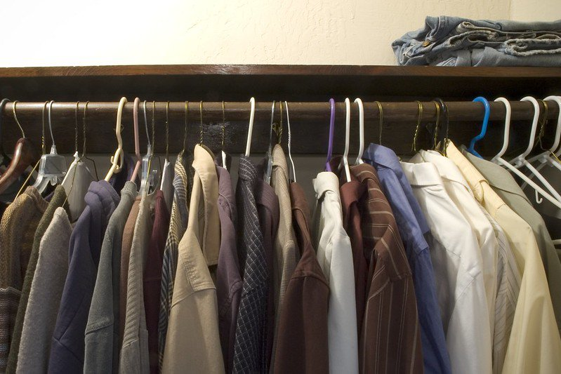choose custom-built wardrobes