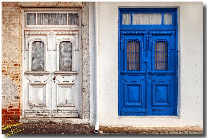 London doors change