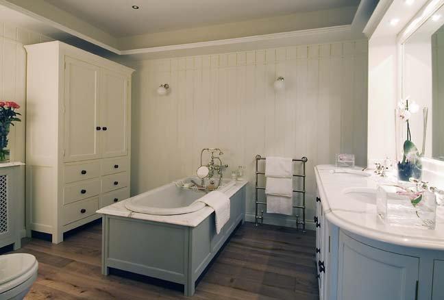 bespoke bathroom furniture London