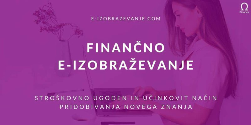 Finančno e-izobraževanje