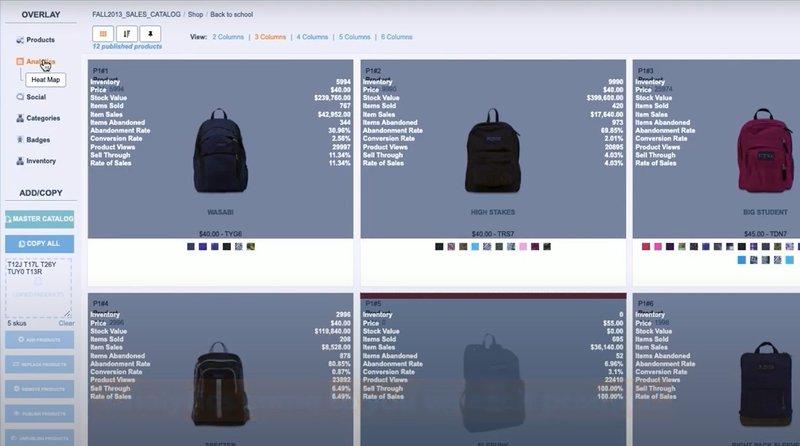 digital commerce visual merchandising