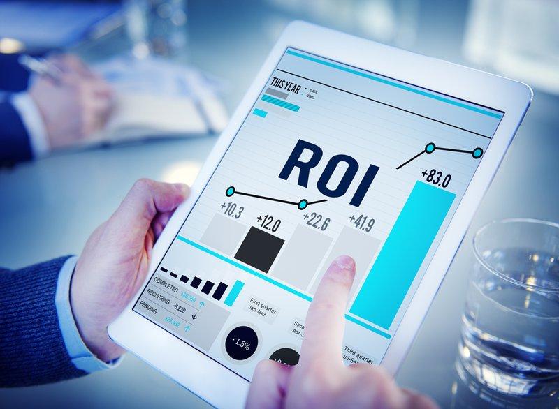 measure roi with visual merchandising