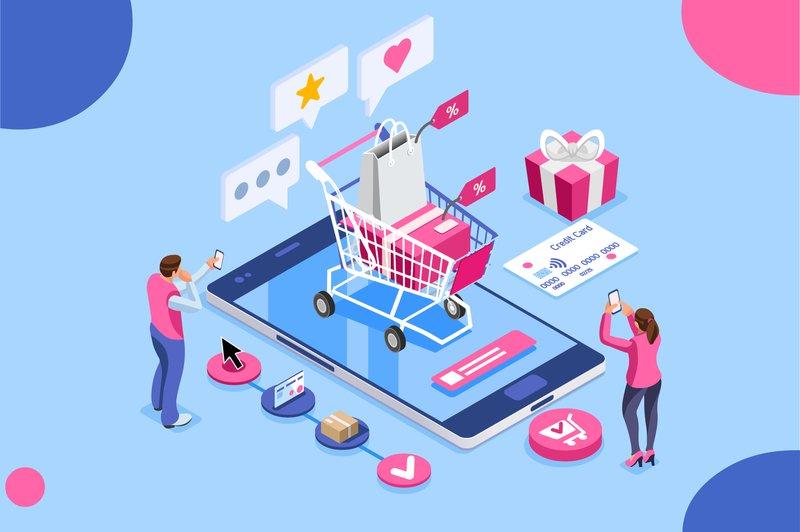 online merchandising