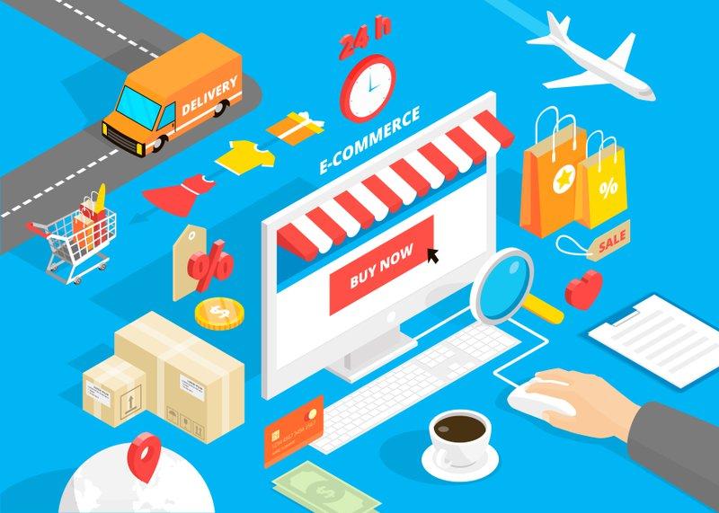 optimized digital storefront