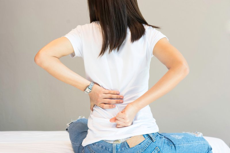back pain si joint