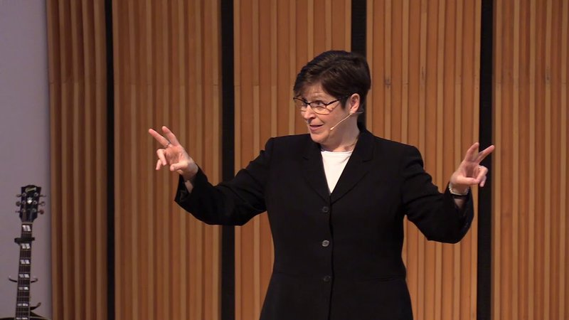 Another One Of The Best American Preachers Is Rev. Dr. Mary Hulst is University Pastor at Calvin University, Grand Rapids, Michigan.