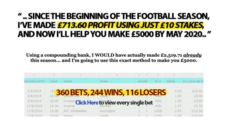 5k betting