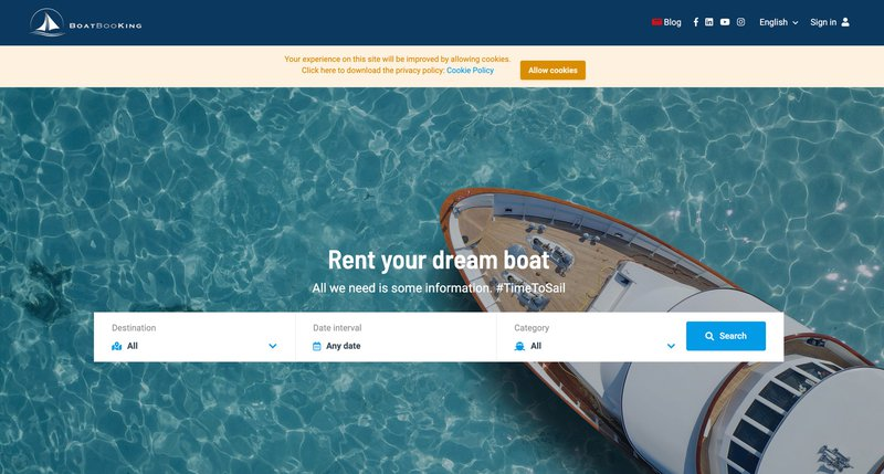Boat Bookings