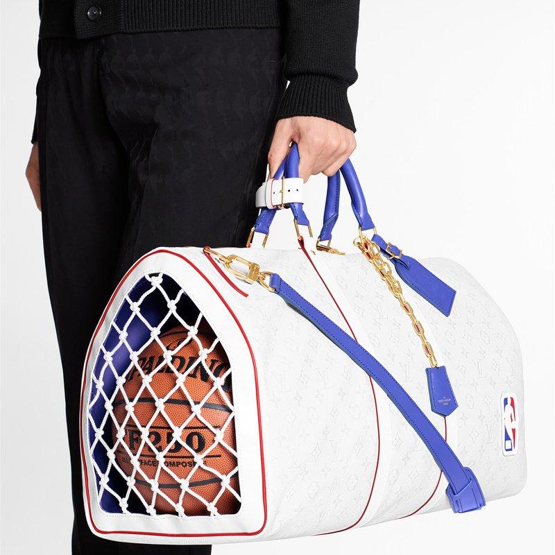 Louis Vuitton NBA influencer markeiting