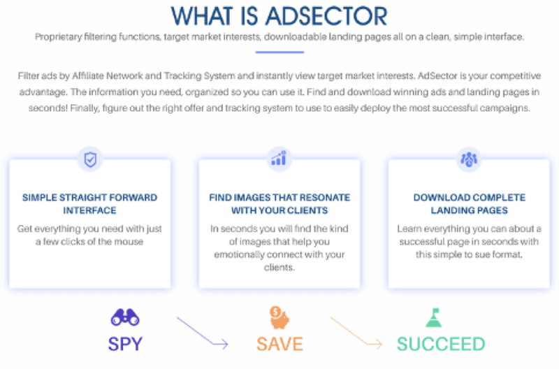 What is AdSector