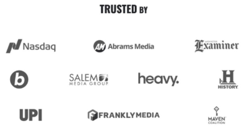 RevContent Trusted by