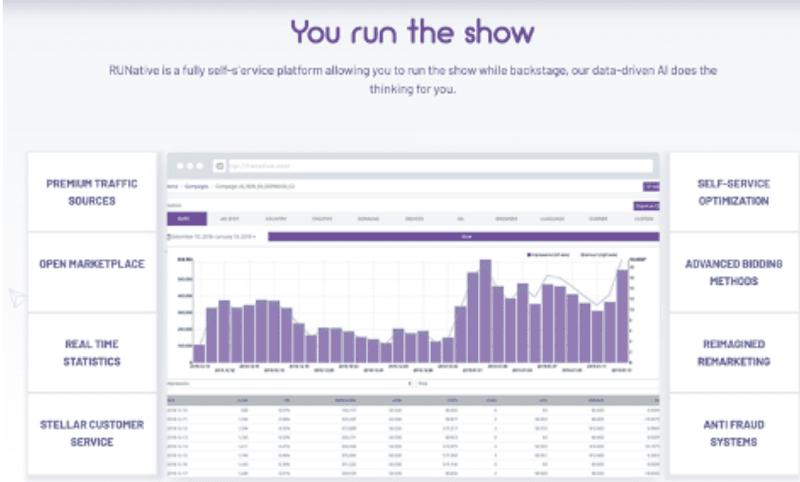 Run The Show With RUNative