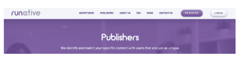 RUNative Review For Publishers