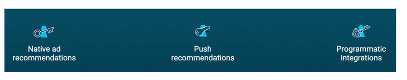 Ad Recommendation Units