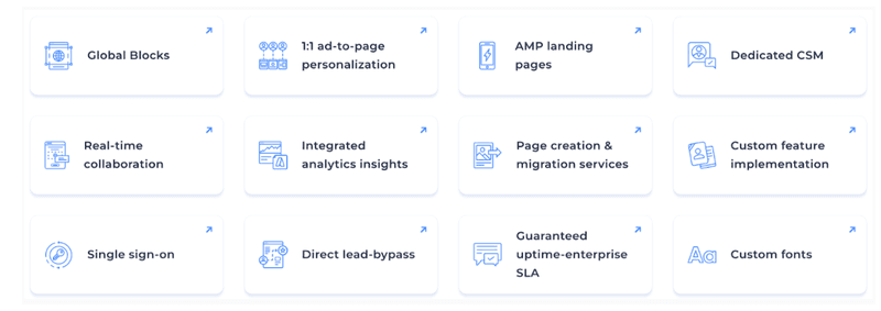 Instapage Review Pricing Plans