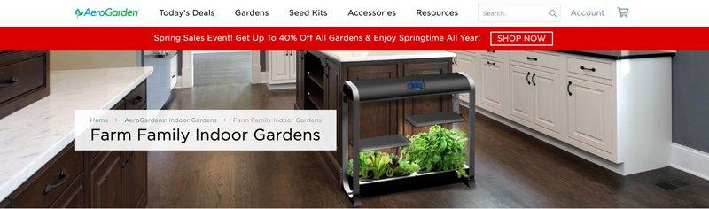 aerogarden best gardening affiliate programs
