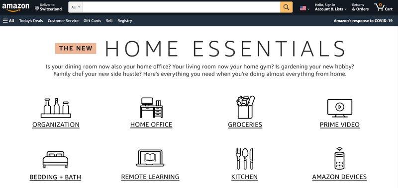 Amazon home decor affiliate programs