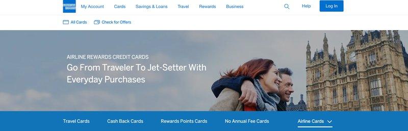 Travel affiliate programs amex