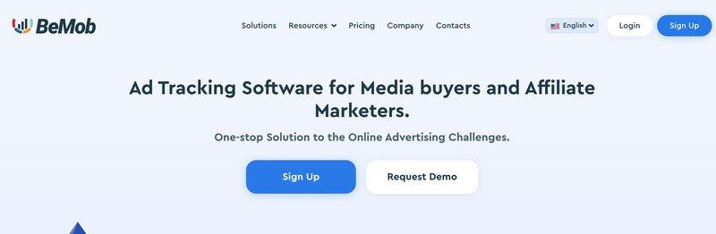 bemob affiliate tracker