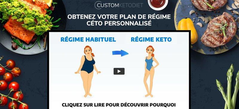 Custom Keto Diet Affiliate Program