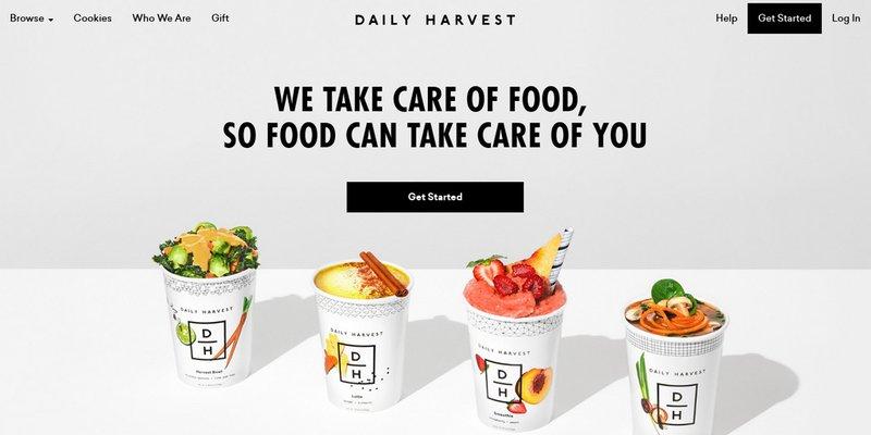 Daily Harvest food affiliate program