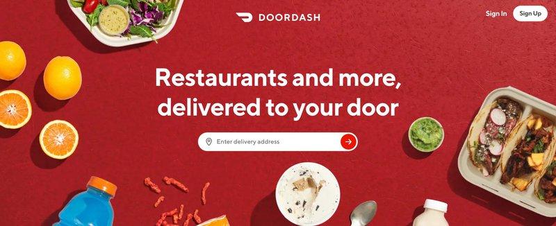 Doordash affiliate program