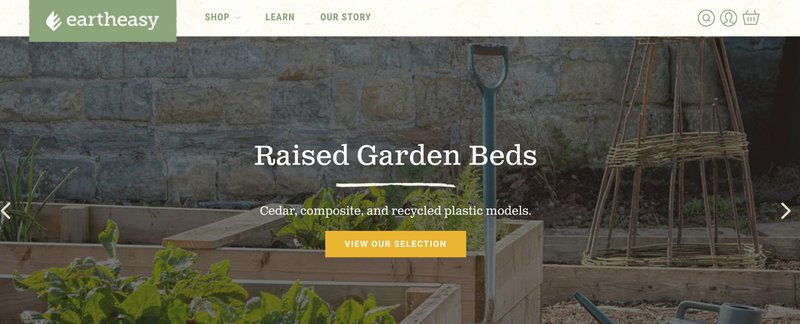 Earth Easy best gardening affiliate programs