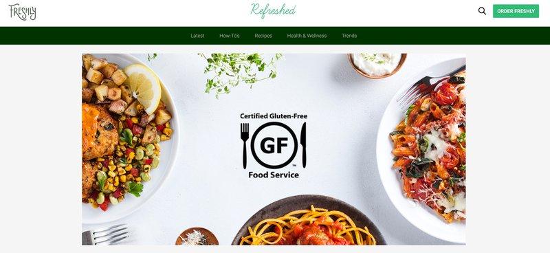 gluten free affiliate programs