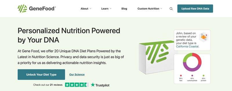 gene food affiliate program