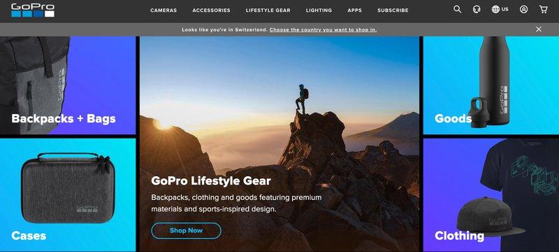Gopro Affiliate Program