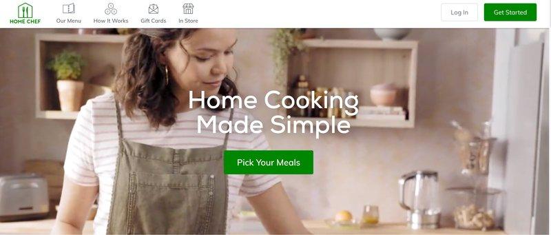 Home Chef Affiliate Program