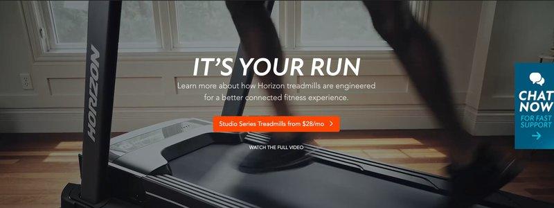 Horizon fitness affiliate program