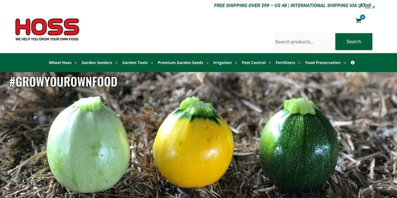 Hoss tools best gardening affiliate programs
