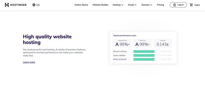 hostinger the best affiliate marketing tools