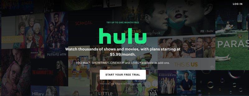 Hulu affiliate program