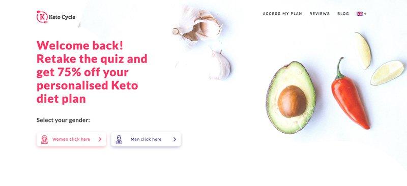 Ketocycle.Diet Keto Affiliate Program