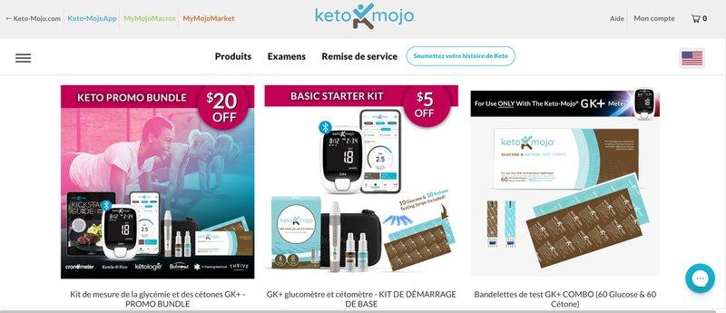 Keto Mojo Affiliate Program