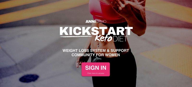 Kickstart Keto Diet Affiliate Program