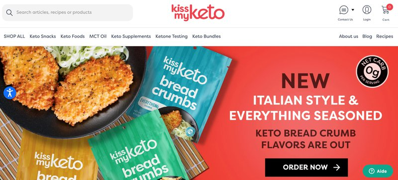 Kiss my Keto Best Affiliate Program