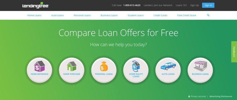 lendingtree affiliate program