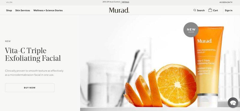 murad health and wellness affiliate programs