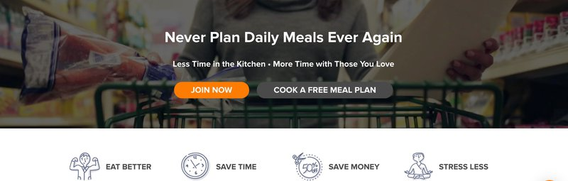 Once a month meals food affiliate program