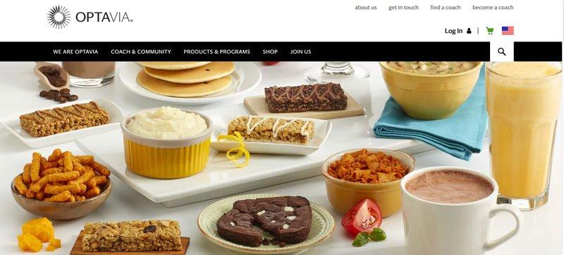 Optavia Chef prepared meals food affiliate program