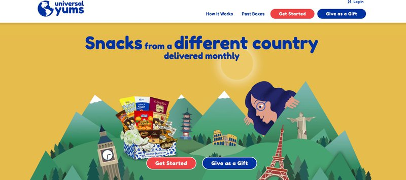 Universal yums delivery affiliate programs