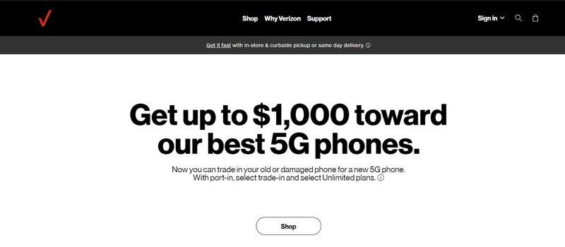 Verizon Affiliate Program