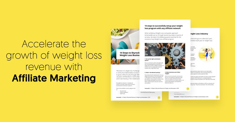 How Affiliate Networks Give a Breath of Fresh Revenue to Weight Loss Businesses?